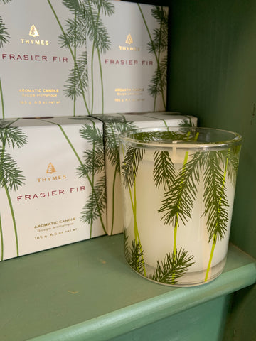 Frasier Fir Candles by Thymes