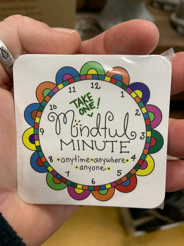 Mindful Minute Cards