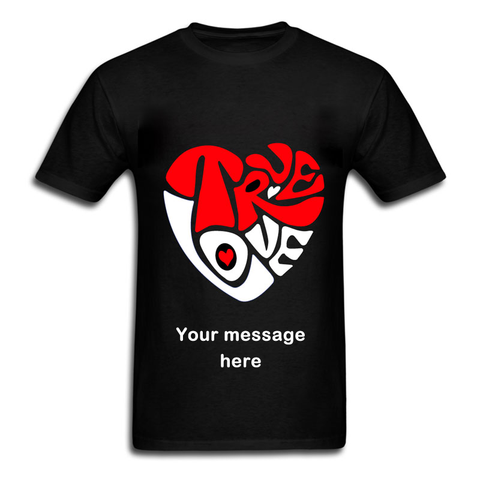 True Love Customize T shirt