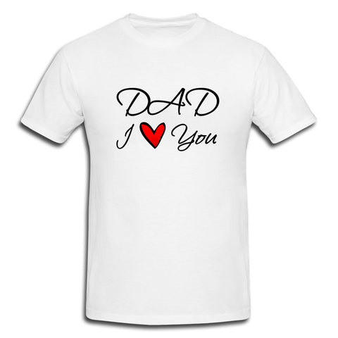 Customized Dad T-Shirt