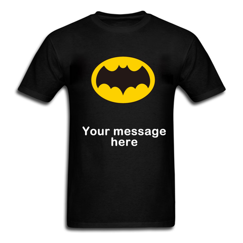 Batman Personalized T-Shirt
