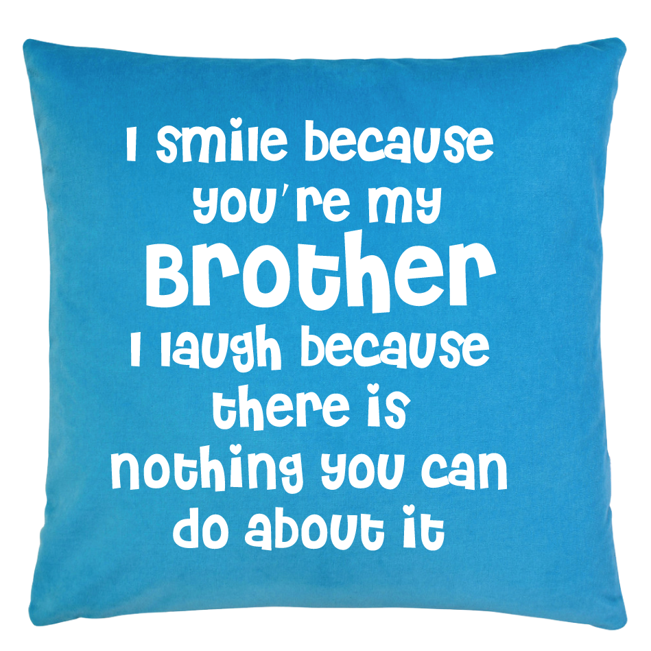 Best Brother Pillow 1