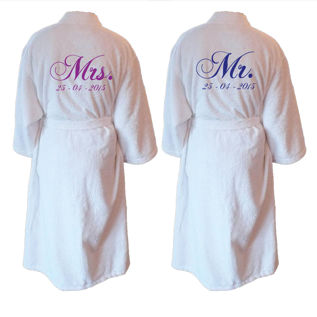 Bathrobe for Couples
