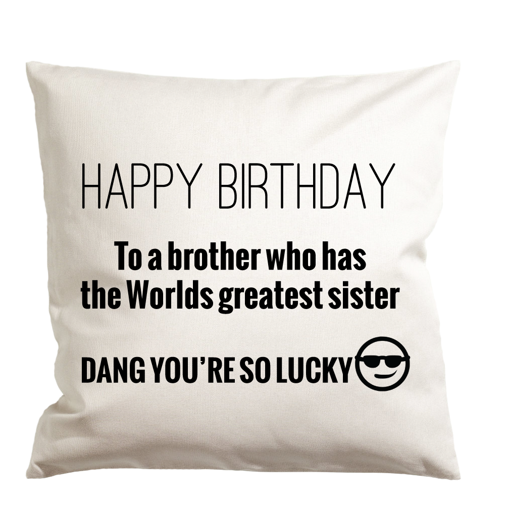 Birthday Pillow 1