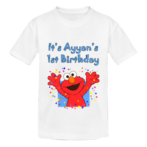 1st Birthday t-shirt
