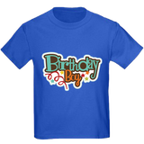 Birthday Boy t-shirt