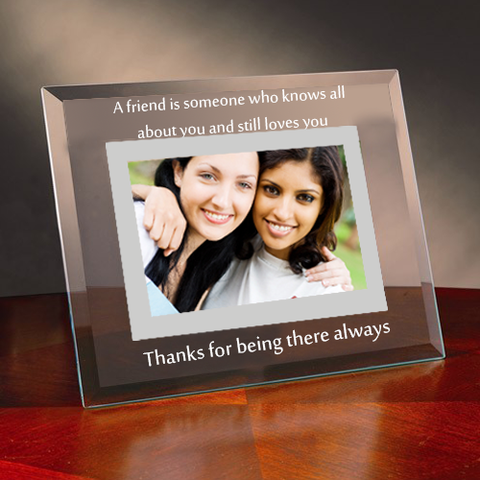Personalized Friends Photo Frame