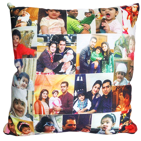 Double Sided Picture Pillow
