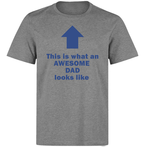 Awesome Dad2 t-shirt