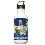 Ronaldo Water Bottle