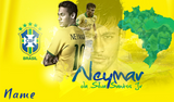 Neymar5 Water Bottle