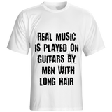 Real Music t-shirt