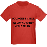 Oldest Middle Youngest t-shirt