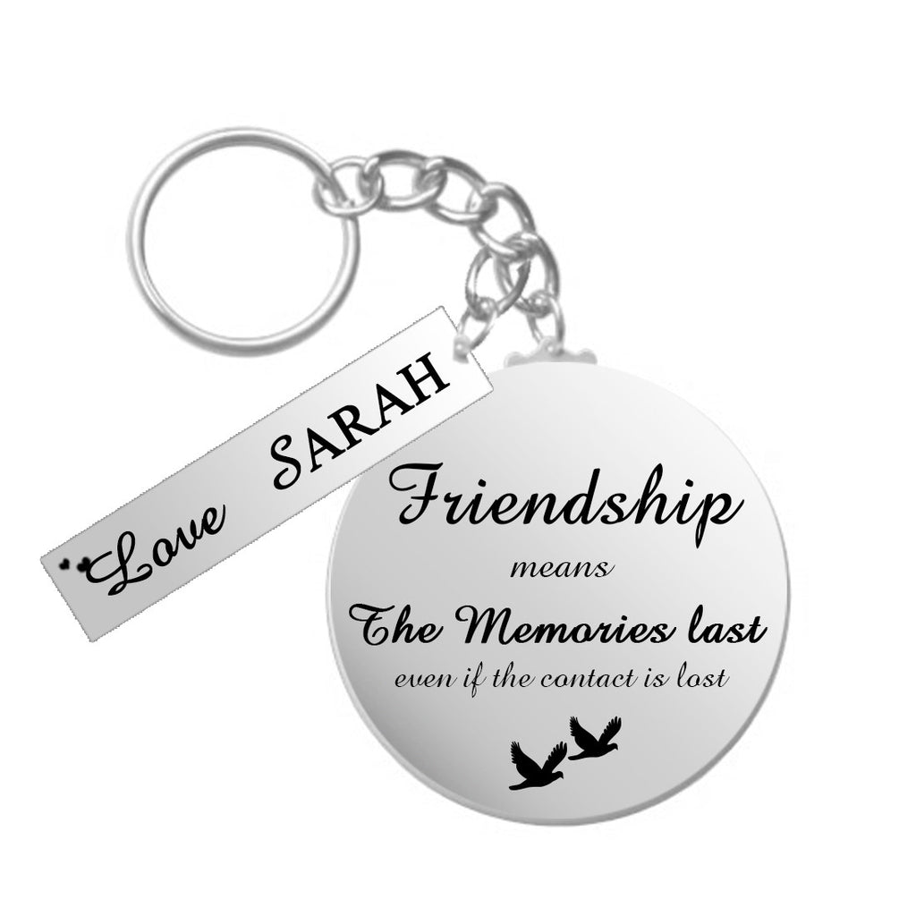 Bridal Shower Giveaway Keychain