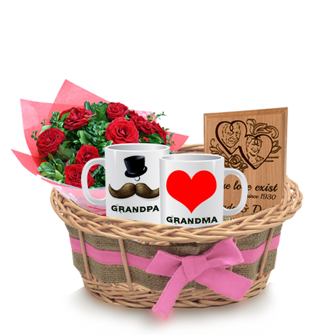 GrandParents Basket 1