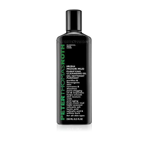 Irish Moor Mud - Purifying Cleansing Gel