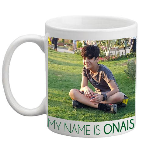 Customized Pakistani Mug