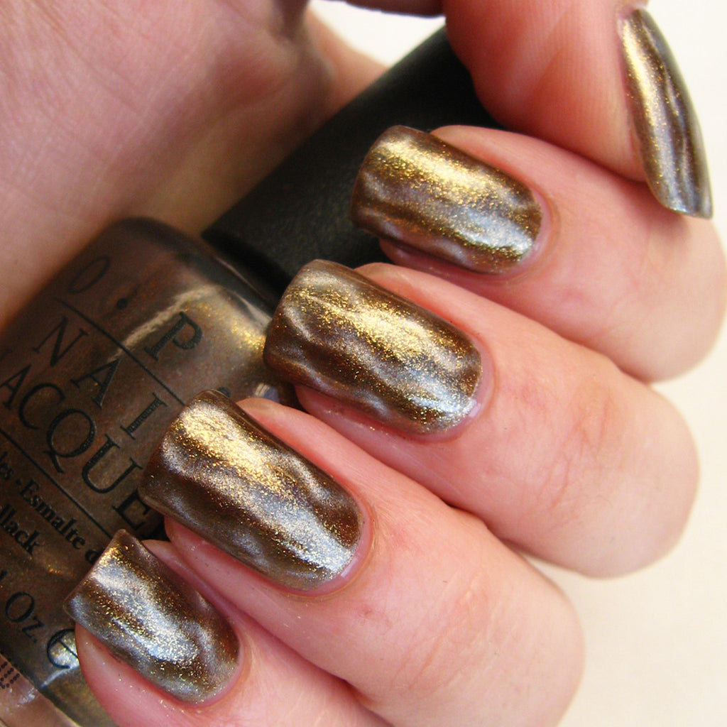 Bond James Bond Magnetic Lacquer | Mark A Memory