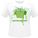 Call Me Pakistani T-Shirt