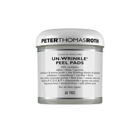 Peter Thomas Roth Unwrinkle Peel Pads