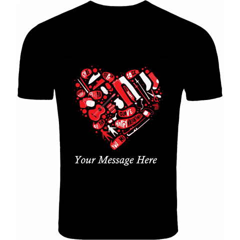 Complicated Heart T-Shirt