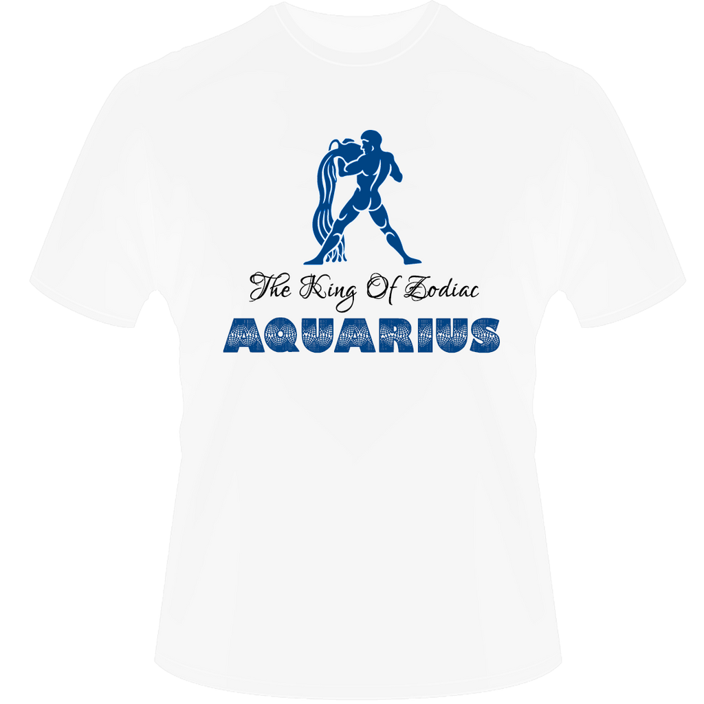 Aquarius Zodiac t-shirt