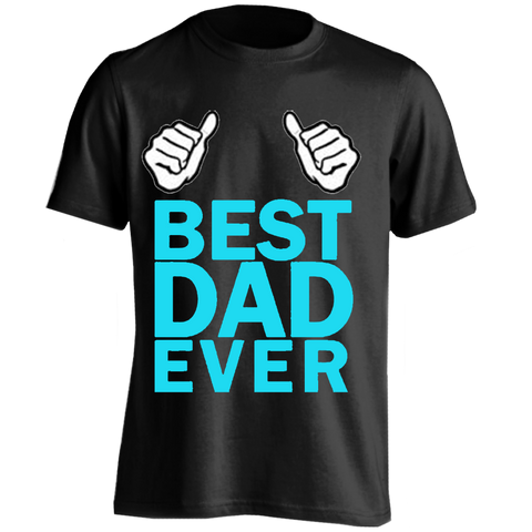 Best Dad Thumbs Up T-Shirt