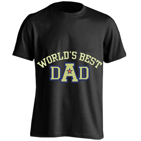 Best Dad Star T-Shirt