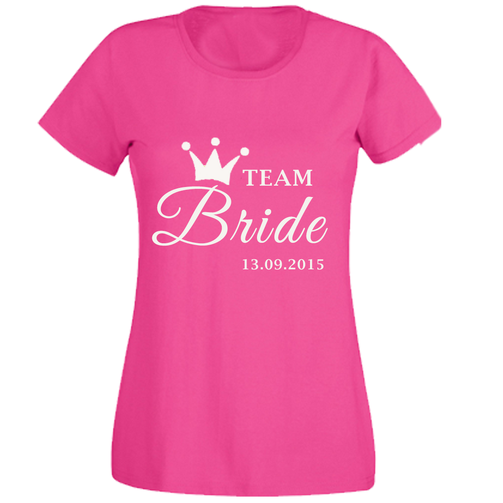 Bridal Shower T-Shirt1