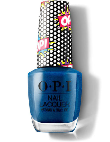 OPI Bumpy Road Ahead Nail Lacquer Pop Culture