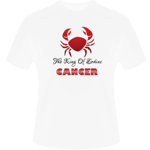 Cancer Zodiac t-shirt