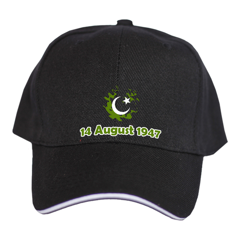 14th August Customized Cap