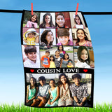 Cousin Love Blanket