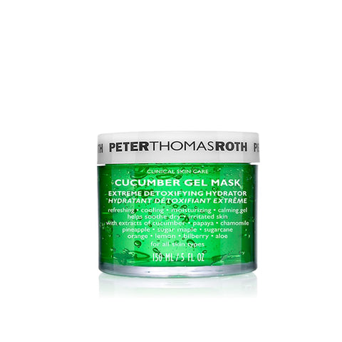 Cucumber Gel Mask