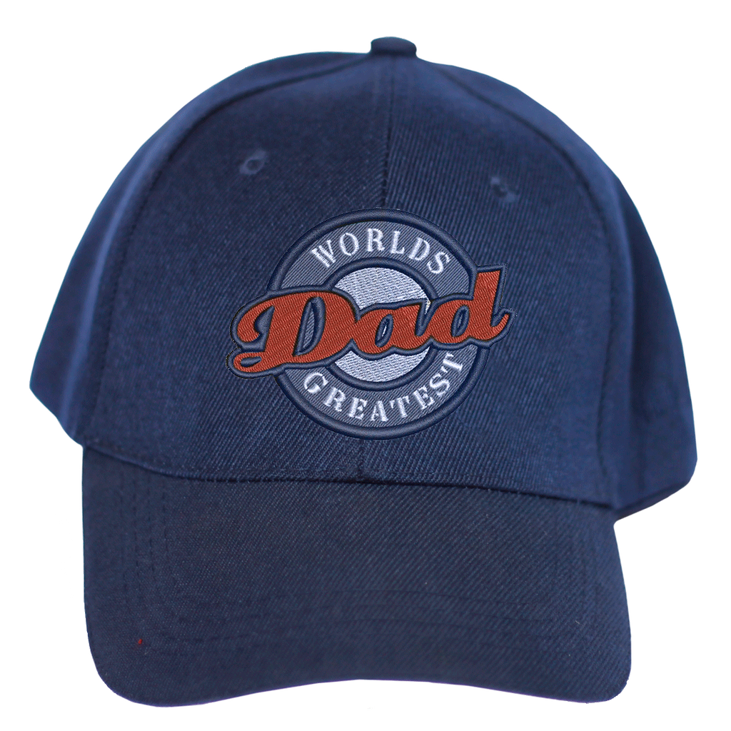 Personalized Father Cap
