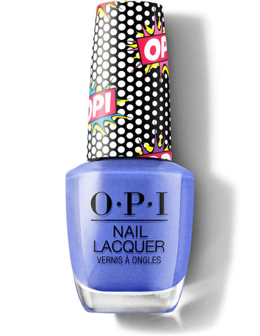 OPI Days of Pop Nail Lacquer Pop Culture
