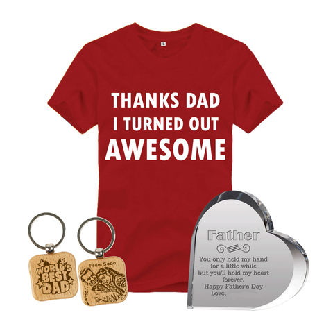 Amazing Father Gift Set