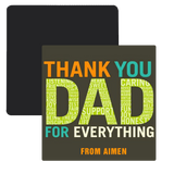 Customized Father Magnet