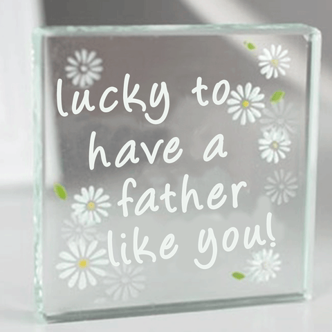 Customized Dad Keepsakes