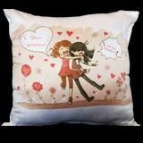 Friend's Pillow 2