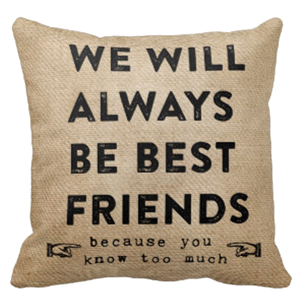 Friend's Pillow 3