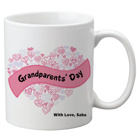 Grandparents day mug 3
