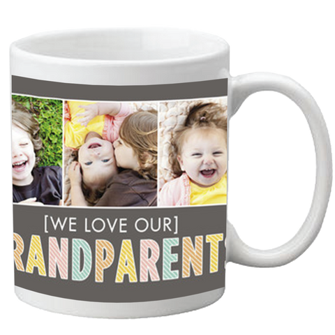 Grand Parent's Love Mug 6
