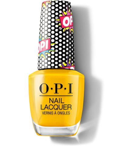OPI Hate to Burst your Bubble Nail Lacquer Pop Culture