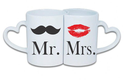 Mr & Mrs Personalized Mug