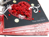 Customized Greeting Booklet