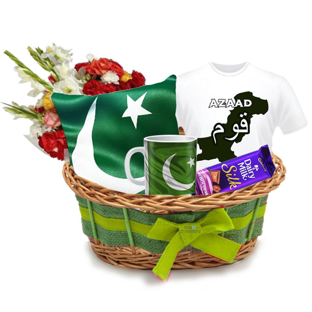 14th August Basket