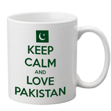 I Love Pakistan Mug