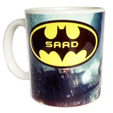 Batman Name Mug