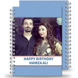 Birthday notebook